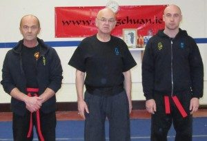 kung fu classes in Dublin