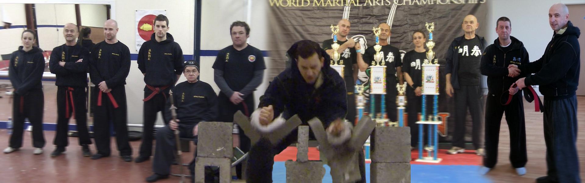 Kung Fu Classes in Dublin